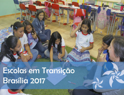 Pré-inscrições abertas para Escolas em Transição Brasília