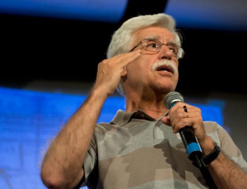 Professor português José Pacheco, da Ecohabitare, falará sobre inovação na educação no evento Setor Criativo Sul