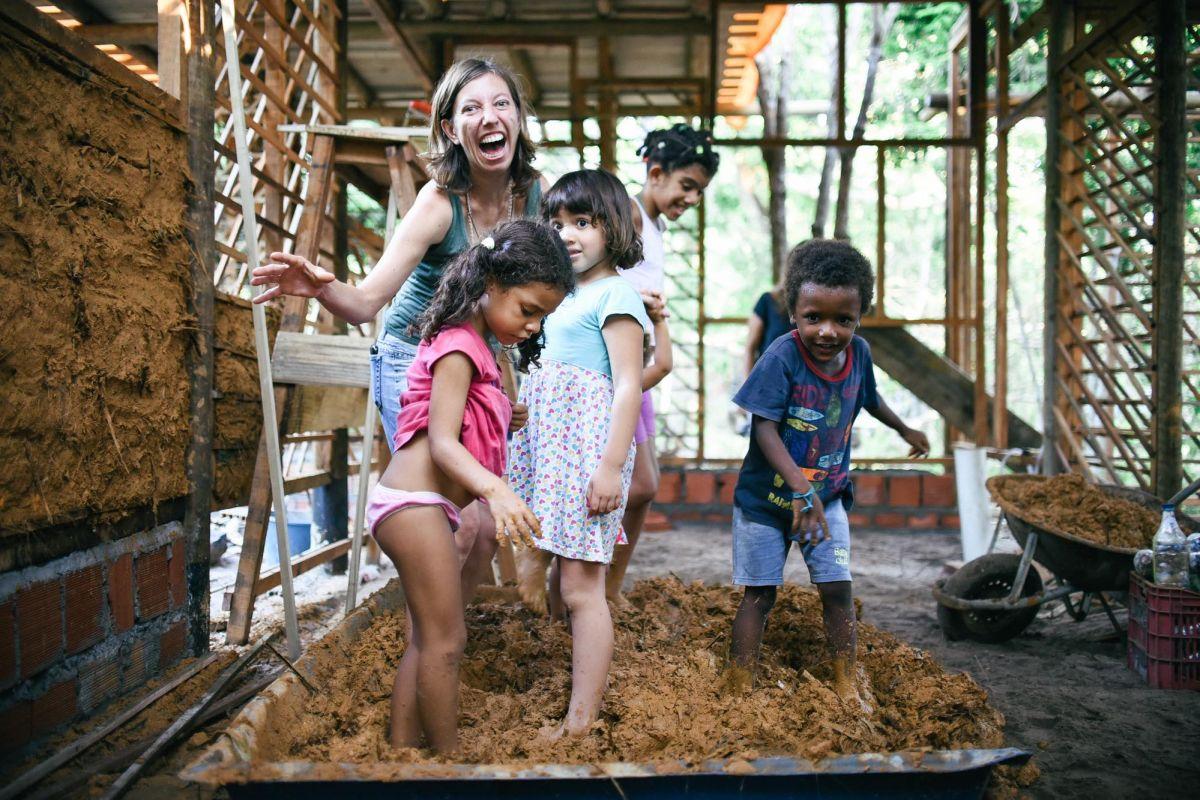 Centro que passou pela formação do Gaia Escola oferece programa de imersão focado em Educação