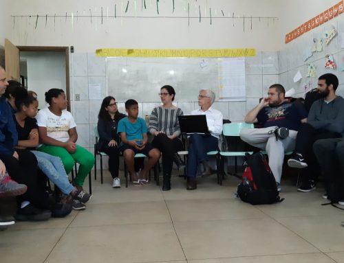 Processos de TransFormação Vivencial em Inovação Educacional – EcoHabitare Projetos 2019