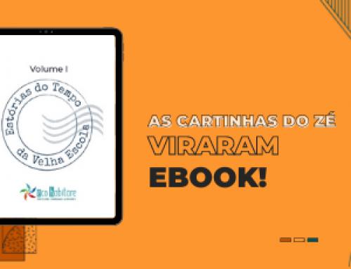 José Pacheco lança EBook com cartas futuristas